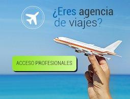 Acceso agencias de viaje