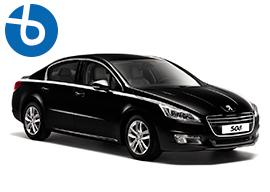 alquiler coches con conductor privado