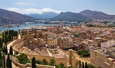 Taxi Cartagena to Airport Taxi Alicante