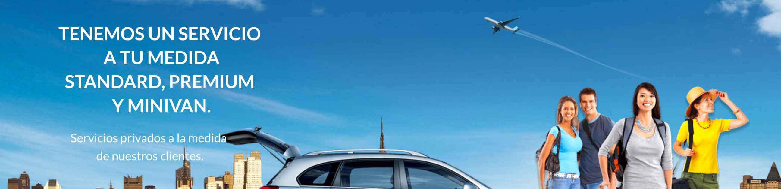 Traslados y alquiler de coches con conductor